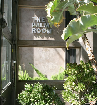 The Palm Room