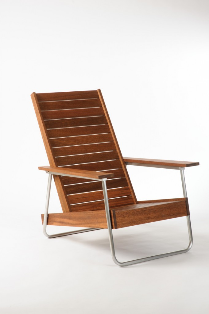 The Belmont Chair by Joe Gibson