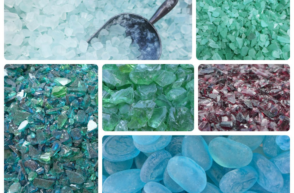 Bedrock Industries: A Treasure Trove of Recycled Glass Inspiration for the Garden