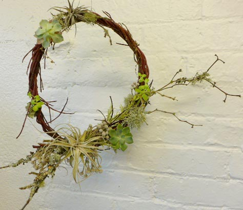 Riz wreath