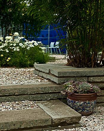 Pleasure garden Photo,