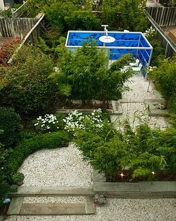 Pleasure garden - After Photo, Shirley A. Watts
