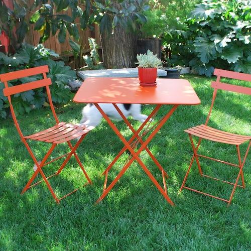 Bistro Chair photo: Caroline Briel