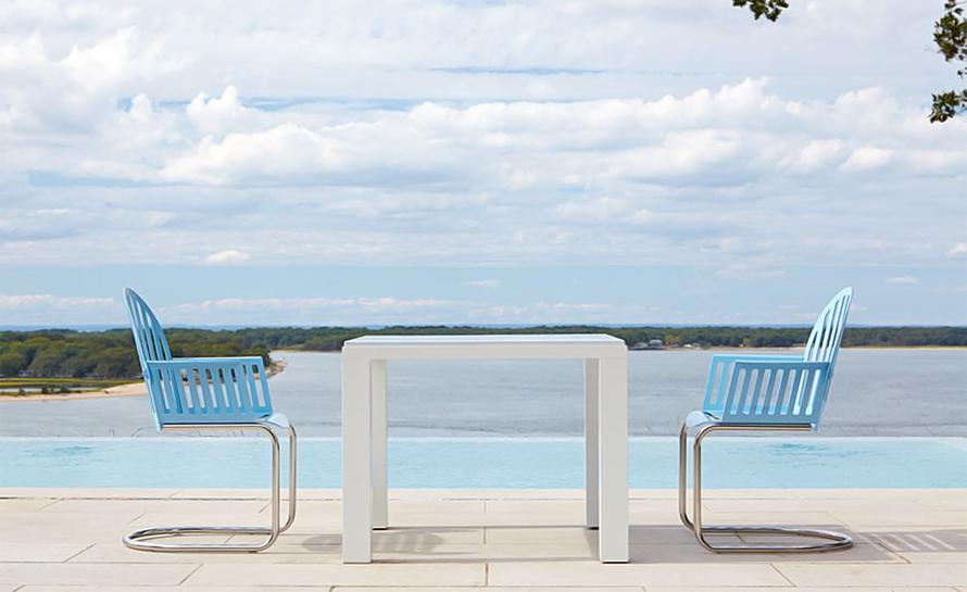Richard Schultz Fresh Air Dining Chair