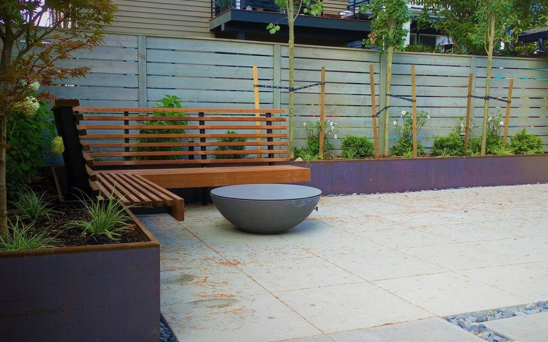 VIEWRIDGE CONTEMPORARY COURTYARD